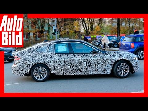 Erlkönig BMW 6er GT Erste Details