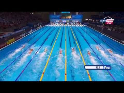 Swimming 15 th FINA World Championships Barcelona 2013 Day 4 Semis/Finals