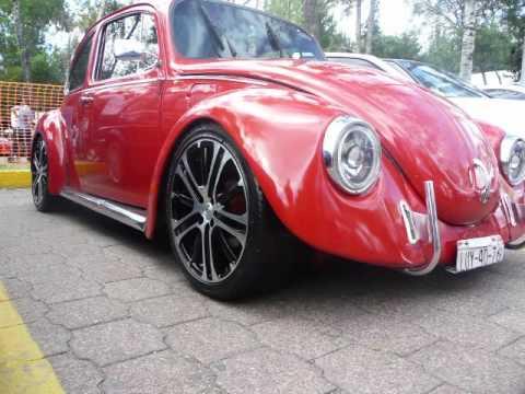 Vocho Rojo Auto Club Lomavolks Vocho De Los Miyagis Sam