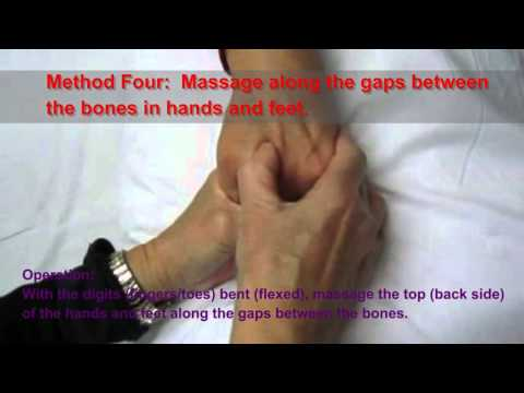 home tuina/Chinese massage for better health