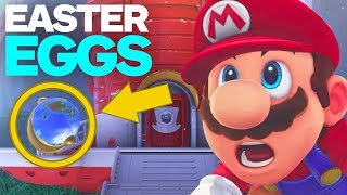 Super Mario Odyssey: 19 Awesome Easter Eggs and Secrets