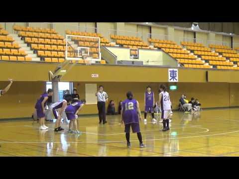 150628東北ママさんバスケット青森県予選一般(Sea☆Cats vsFUN )3Q