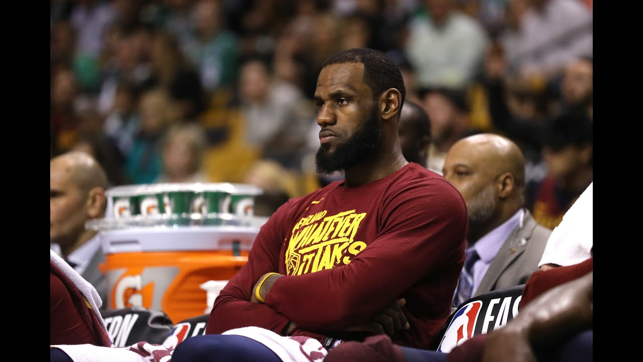 NBA conference finals: Celtics too much for LeBron, Cavs in Game 1