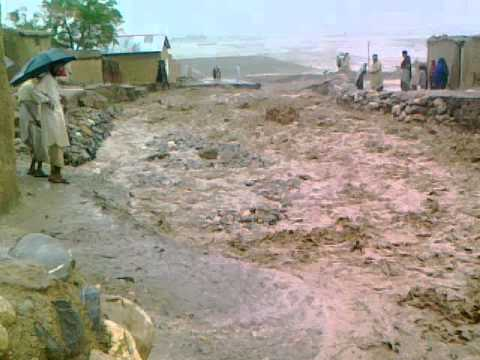 Khanai Baba Flood Water 2011 video