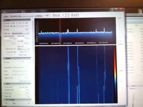 Help identify signals at around 866.122 MHz in Los Angeles?