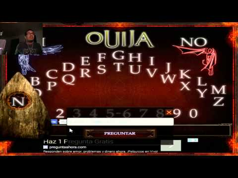 Cuando voy a Morir? Jodiendo con la Ouija Online