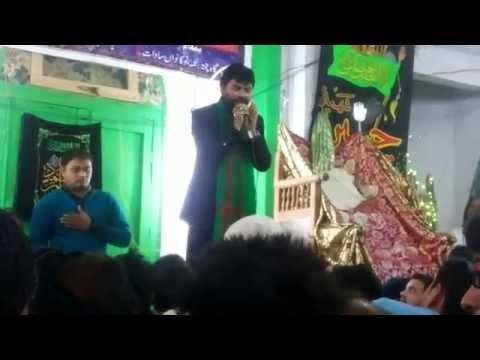 Manqabat By Shadman Raza At Nowgawan Sadat Full Hd Video 720 2014-15 video