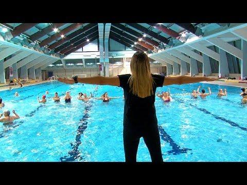 Rekreacija za žene jedan od najposećenijih termina na bazenu
