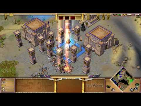 Age of Mythology: The Titans 08. Цербер