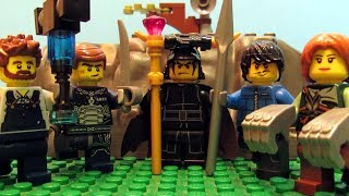 LEGO Ninjago - Shadows Of Destiny - Episode 2: A Dark Tale!