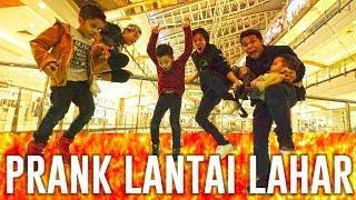 download lagu Prank Lantai Lahar Di Mall - The Floor Is gratis