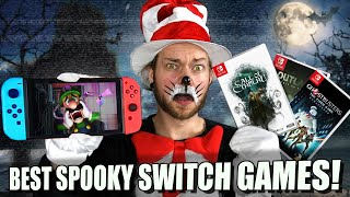 10 Best SCARY Games on Nintendo Switch (BOO!)