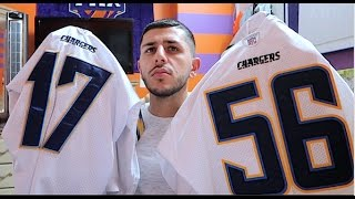 CHARGERS LEAVING SAN DIEGO REACTION (PISSED OFF)