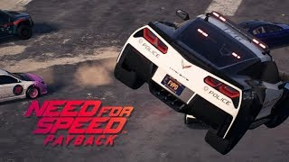 NEED FOR SPEED PAYBACK Final Boss and All Endings