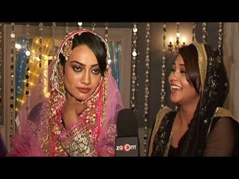 Qubool Hai : Zoya mimics Tanveer - on the sets of Qubool Hai