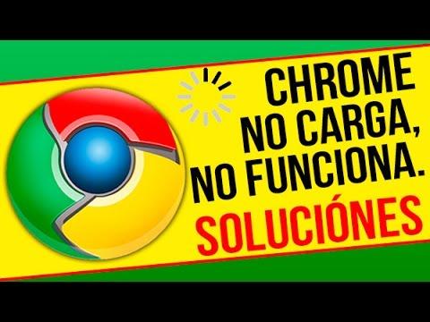 SOLUCIÓN: Errores de Google CHROME, NO CARGA ni abre las Pagina, se queda cargando
