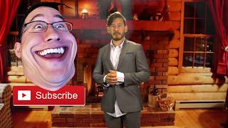 Markiplier TV BLOOPERS: The Final Cut (900 Subscriber Special)