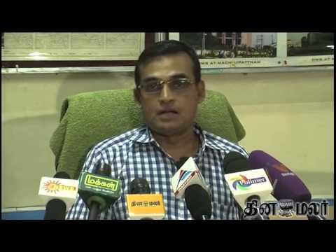 Chance for Rain in Tamilnadu Says Meteorological Department - Dinamalar oct 31st News