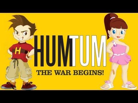 Hum Tum & Daya Prochu Comic -  Teaser - YOMICS