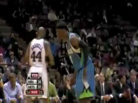 Jonny Flynn Timberwolves!!!!!!!!!!!! Video