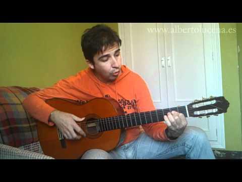5. Alberto Lucena Video Lección : Guitarra Flamenca Compás Bulerias Introducción