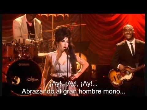 Amy Winehouse - Monkey man [Subtitulado al Español]
