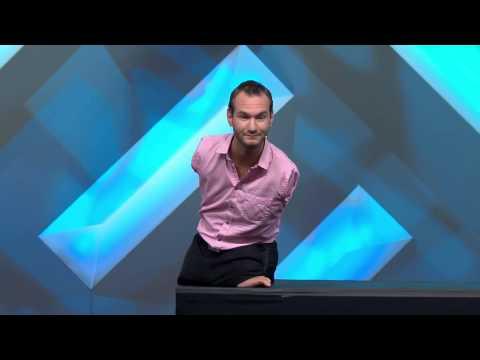 Stå fast og løb løbet - prædiken af Nick Vujicic