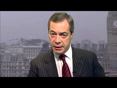 Nigel Farage hangs up on BBC Radio Scotland