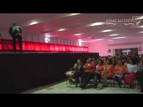 Coacalco TV - Conferencia Show del Dr. Ruben Carbajal en Coacalco