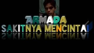 Download lagu Sakitnya mencintaimu - Armada Band ( Video Music lirik terbang ) gratis