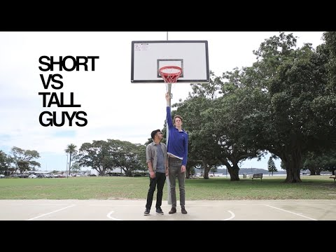Short vs Tall Guys