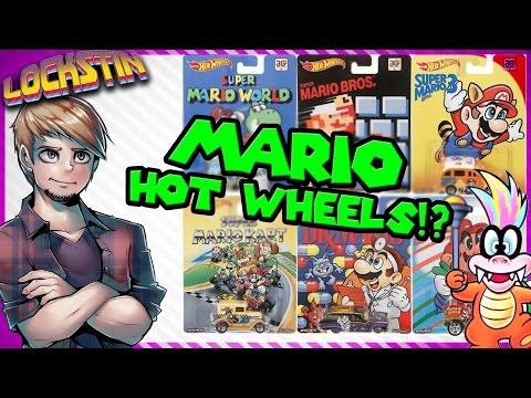 Mario has Hot Wheels! - Lockstin Review