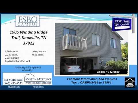 4 bedroom House for sale near Farragut Intermediate School in Knoxville TN