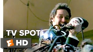Victor Frankenstein TV SPOT - The Doctor is In (2015) - Daniel Radcliffe, James McAvoy Movie HD - Продолжительность: 17 секунд