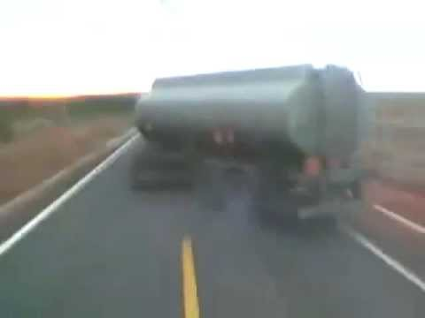 0 crazy tank truck driver