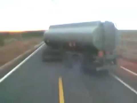 0 crazy tank truck driver