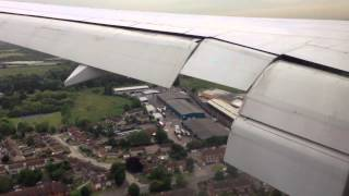 American Airlines Flight 56 Miami-LHR (Full flight)