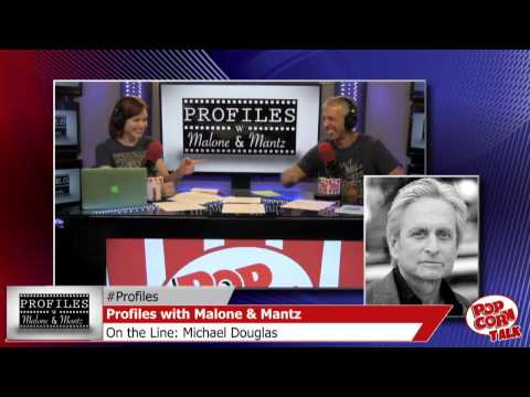 Michael Douglas Interview w/Profiles' Malone & Mantz