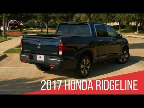 Test Drive: 2017 Honda Ridgeline