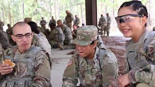 Army Basic Training: 'Typical Day in Basic Training' (Episode 3)