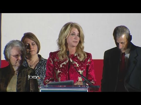Wendy Davis concedes governor's race