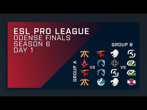 CS:GO - North vs. NRG [Mirage] - Groups Day 1 - ESL Pro League Season 6 Finals - Main Stream