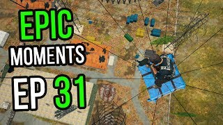 PUBG: Epic & Lucky Moments Ep. 31