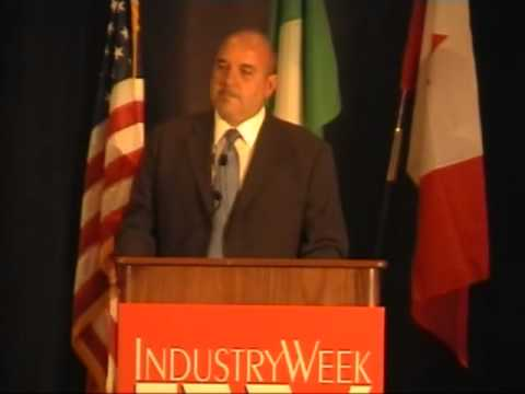 Achieving Manufacturing Excellence Across the Globe: Mauro Pino presentation