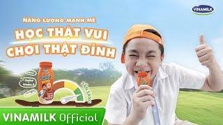"""Quảng cáo Vinamilk - MV Super Susu """"Học thật vui, Chơi thật đỉnh"""" - Nguyễn Hoàng Quân (Bé Ben)"""