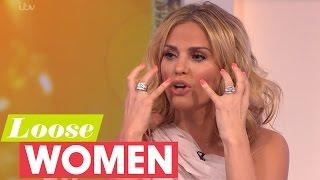 Katie Price's Face Lift Secrets   Loose Women