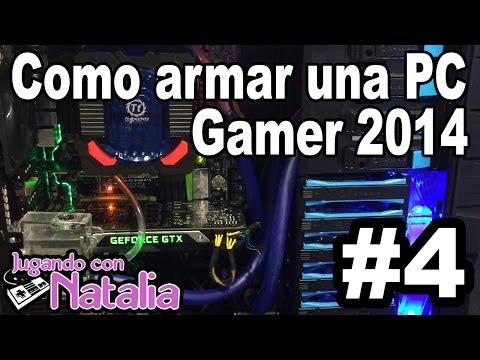 Como Armar una Pc Gamer - Aprendiendo Con Natalia #4
