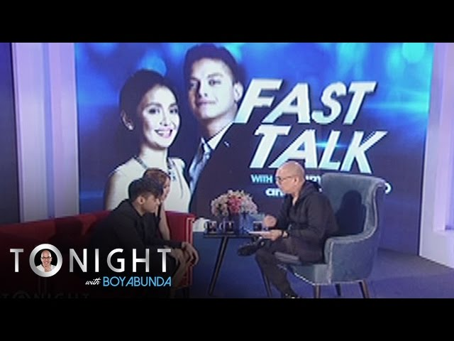TWBA: Fast Talk with KathNiel