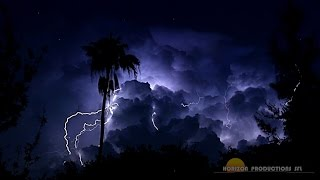 Truesound 3 Hours Of Loud South Florida Thunderstorms Real Audio