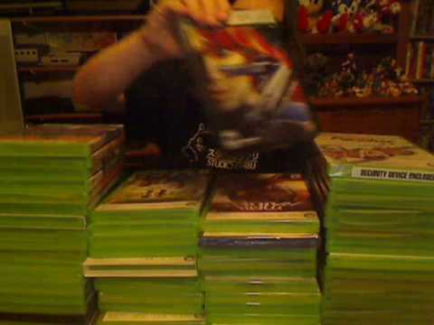 My Xbox 360 Collection Video